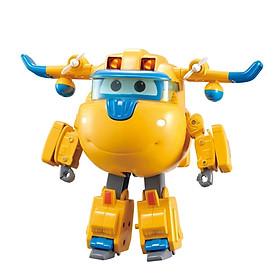 Robot Biến Hình Cỡ Lớn Có Đèn Và Âm Thanh - Dizzy Siêu Cấp Superwings YW740432