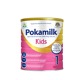 Sữa dinh dưỡng POKAMILK KIDS 900g