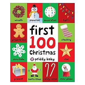 First 100 Christmas (Hardback)