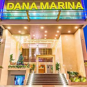 [KM Mùa Hè] Dana Marina Hotel 4* Đà Nẵng - Gần Biển, Buffet Sáng, Hồ Bơi, Khách Sạn Mới