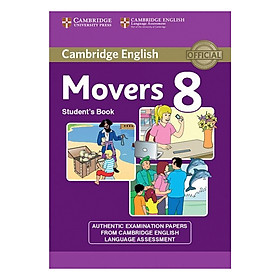 Cambridge Young Learner English Test Movers 8: Student Book