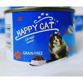 Pate cá ngừ Happy Cat cho mèo 160gr