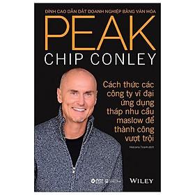 Sách - Peak: Đỉnh Cao Dẫn Dắt Doanh Nghiệp Bằng Văn Hóa