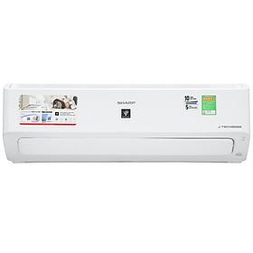 Máy lạnh Sharp Inverter 1.5 HP AH-XP13YMW Model 2021 - Hàng chính hãng (chỉ giao HCM)