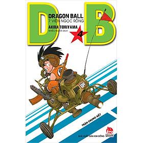 Sách - Dragon ball - 7 viên ngọc rồng (tập 4)