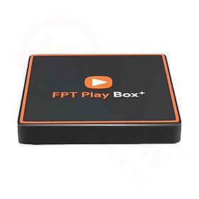 FPT Play Box+ 2021 2GB Tích Hợp Điều Khiển Bằng Giọng Nói (Model T550) - Hàng Chính Hãng