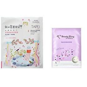 Mặt nạ dưỡng da My Beauty diary Dòng Mèo địa danh Đài Loan hộp 7 miếng - Tặng mặt nạ cùng dòng My Beauty diary