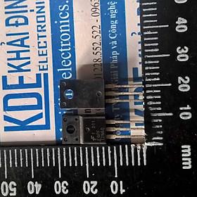 3 con FQPF12N60 【TO-220F】12A 600V N-CH MOSFET kde1577