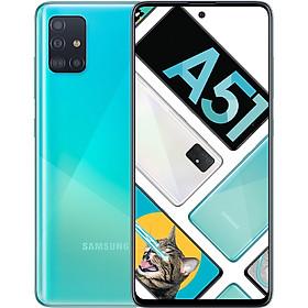 Điện Thoại Samsung Galaxy A51 (8GB/128GB) - ĐÃ KÍCH HOẠT BẢO HÀNH ĐIỆN TỬ - Hàng Chính Hãng