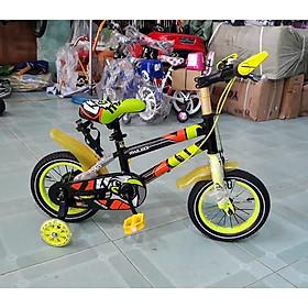 Xe đạp địa hình trẻ em bánh 12/14/16 inch (cho bé 3-4t, 4-5t, 5-7t)
