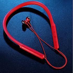 Tai Nghe Bluetooth Thể Thao Đeo Cổ Chống Nước IPX5 Dành Cho Tập Gym, Chơi Game