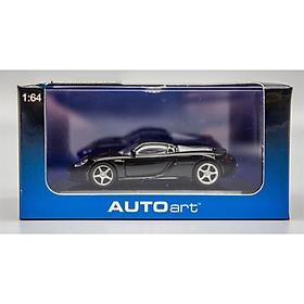 Xe Mô Hình Porsche Carrera Gt 1:64 Autoart - 20632aa1 (Đen)