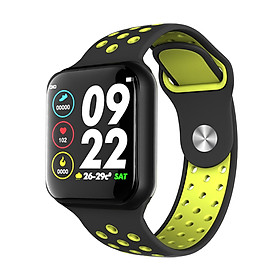 "F8 Smart Bracelets 1.3"" Screen Smart Watch BT4.0 IP67 Water Resistance Heart Rate Bloods Pressures Monitoring Calorie"