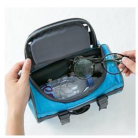 Túi cảm ứng chống thấm đeo chéo và treo xe đạp cảm ứng điện thoại Handlebar (Màu ngẫu nhiên)