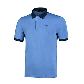 Áo thun thể thao Nam Dunlop - DABAS9060-1C kiểu dáng polo nam lifestyle phù hợp chơi thể thao cầu lông tennis