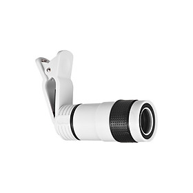 Lens Zoom 8X Cho Điện Thoại iPhone Samsung