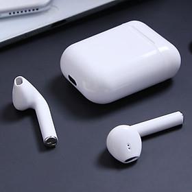 Hình đại diện sản phẩm Tai nghe thể thao bluetooth 5.0 i11 cảm ứng dành cho IOS và Android mini nhỏ gọn- Âm thanh 3D - Có 2 tai nghe nhận gọi thoại - Hàng chính hãng