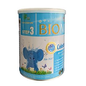 Sữa bột BIOMI Step 3 Sữa mát - dành cho bé từ 1 đến 3 tuổi