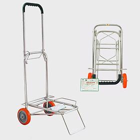 Xe Đẩy Xếp Gọn Thái Sơn - tải trọng 50 Kg (chất liệu inox)