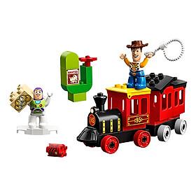 Câu Chuyện Đồ Chơi Xe Lửa Lego Duplo