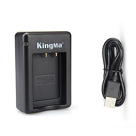 Bộ 2 pin và Đốc sạc đôi Kingma NP-BX1 cho Sony RX100,RX1,H400 - Hàng chính hãng