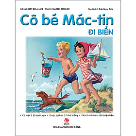 Cô Bé Mác-Tin Đi Biển (Tái Bản 2020)