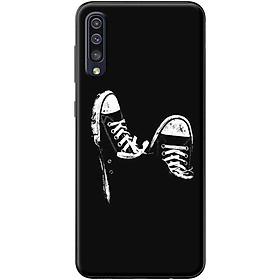 Ốp lưng dành cho Samsung Galaxy A50 mẫu Giày nền đen