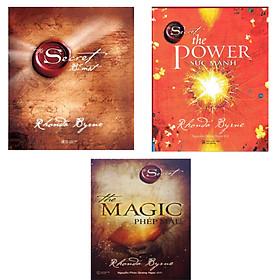 Combo bộ sách kinh tế hay Bí mật secret + the magic phép màu + secret the power sức mạnh