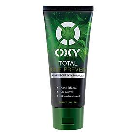 Kem Rửa Mặt Ngừa Mụn Kiểm Soát Nhờn Oxy Total Acne Prevent (100g)