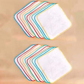 20 Tấm lót chống thấm cho bé sơ sinh - Tặng kèm 01 bịch giấy lót phân su cho bé