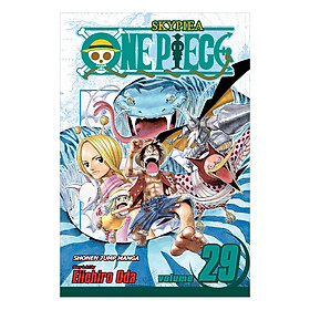 One Piece 29 - Tiếng Anh