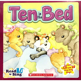 Read and Sing : 10 In The Bed