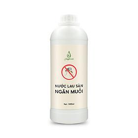 Nước lau sàn đuổi muỗi tinh dầu Sả Chanh 1000ml JULYHOUSE