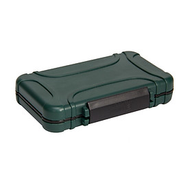 Rima (EIRMAI) CB-101 SLR Camera Memory Card Holder SD CF MSD TF Card Case Storage Box Green