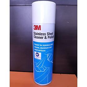 Dung dịch làm sạch và đánh bóng Inox 621ml [Chính hãng 3M] xuất xứ Mỹ HoanMyStore