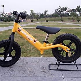 Xe thăng bằng chòi chân giúp Bé vận động- Mẫu mới nhất- Màu Vàng