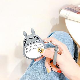 Bao Case Silicon Cho Tai Nghe Apple AirPods 1 / AirPods 2 - Hình Animal Dễ Thương