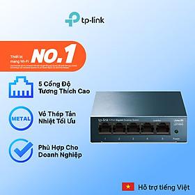 Bô chia mạng Tp-link LS105G - Hàng Chính Hãng
