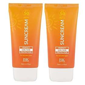 Combo 2 hộp kem chống nắng ISK Perfect Protection Sun...