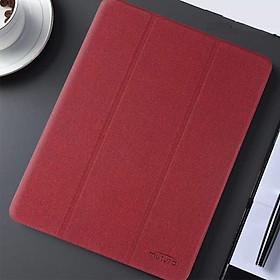 Bao da iPad pro 12.9 2020 hiệu Mutural - Hàng nhập khẩu