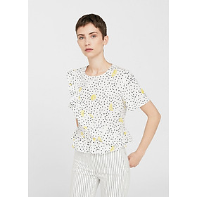 Áo Kiểu Nữ Blouse Limon-H Mango 11033040 - 1