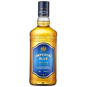 Rượu Whisky Imperial Blue 375ml 29,5% - Không Kèm Hộp
