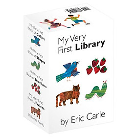 My Very First Library Board Book