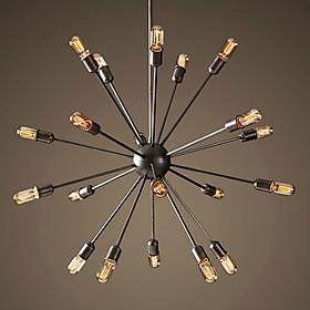 Đèn trần - đèn chùm pháo hoa TH132 MAI LAMP