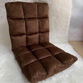Ghế lười tựa lưng Tatami kích thước 50x100 gập tiện lợi nhiều mẫu chọn