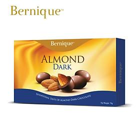 CHOCOLATE ĐEN NHÂN HẠNH NHÂN BERNIQUE