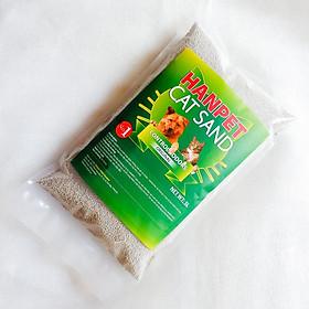 Hình đại diện sản phẩm Cát vệ sinh cho chuột Hamster (và Mèo) Hanpet Cat sand - Cát vệ sinh cho mèo cảnh và chuột Hamster