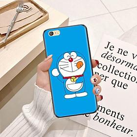 Ốp lưng điện thoại Oppo A71 viền silicon dẻo TPU  hình Doremon Nhảy Múa - Hàng chính hãng