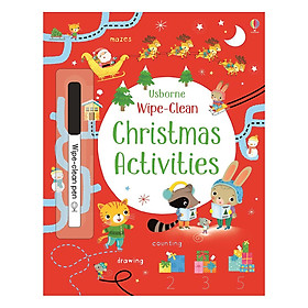Usborne Christmas Activities