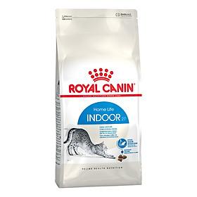 Thức Ăn Cho Mèo Royal Canin Indoor 27 (10kg)
